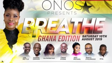 Nigerian gospel singer Onos out with her 4th album 'Breath'