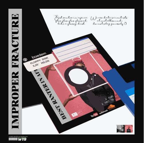 download Vader The Wildcard - 'Improper Fracture' (Blaqbonez Diss) mp3
