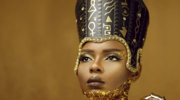 Yemi Alade - 'Woman Of Steel' (Album) is Out