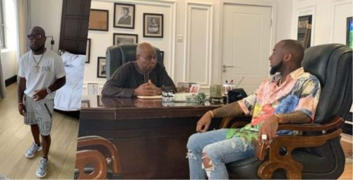 BREAKING: 'No MONEY Osun state wants to make in the next 30-40 years that my dad hasn't made' - Davido