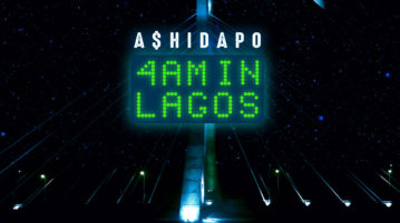 download A$hidapo - '4am In Lagos' (The EP) mp3