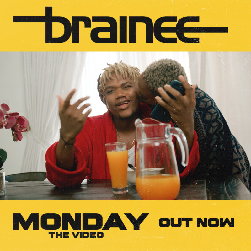 Brainee - 'Monday' video