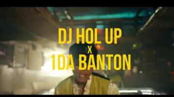 DJ Hol Up x 1da Banton - 'Available' (VIDEO)