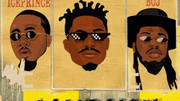 download Efe ft. Ice Prince, BOJ - 'Campaign' mp3