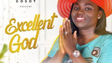 Justina Adeyemo - 'Excellent God' (SONG)