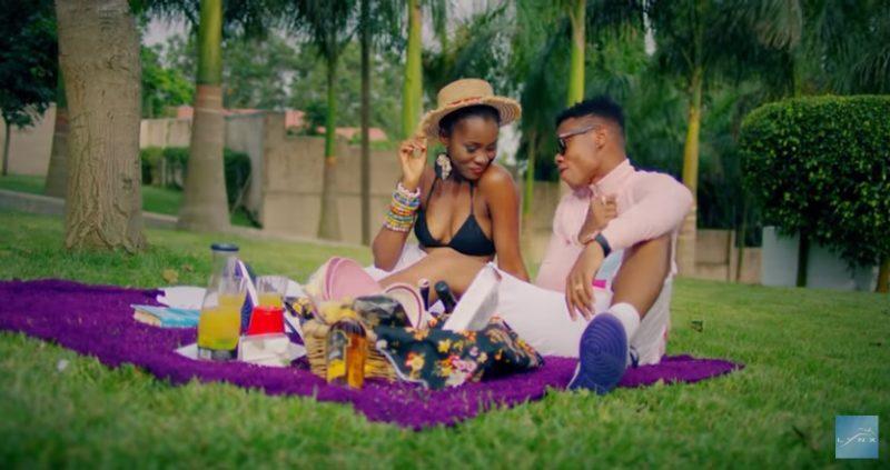 KiDi feat. Mayorkun & Peruzzi - 'Cinderella' (VIDEO)