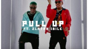 DOWNLOAD King 98 feat. Zlatan - 'Pull Up' (SONG & VIDEO)