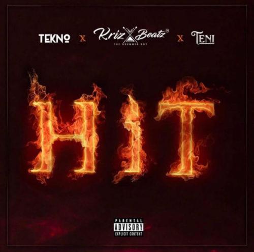 DOWNLOAD: Tekno x Krizbeatz x Teni - 'Hit' (SONG) MP3