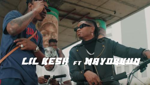 Lil Kesh feat. Mayorkun - 'Nkan Be' (VIDEO)
