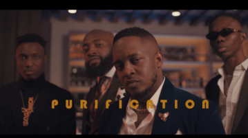 Martell Cypher 2 - M.I Abaga, Blaqbonez, A-Q & Loose Kaynon (VIDEO)