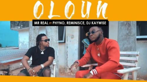 Mr Real ft. Phyno, Reminisce & DJ Kaywise - 'Oloun'