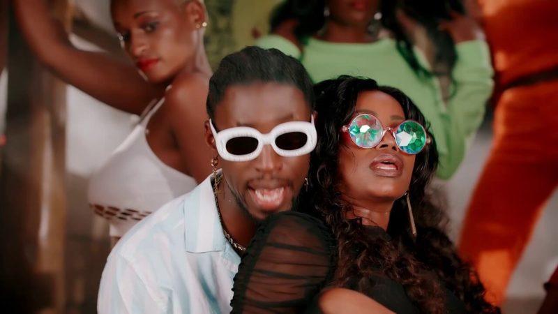 Orezi & Sheebah - 'Sweet Sensation' (VIDEO)
