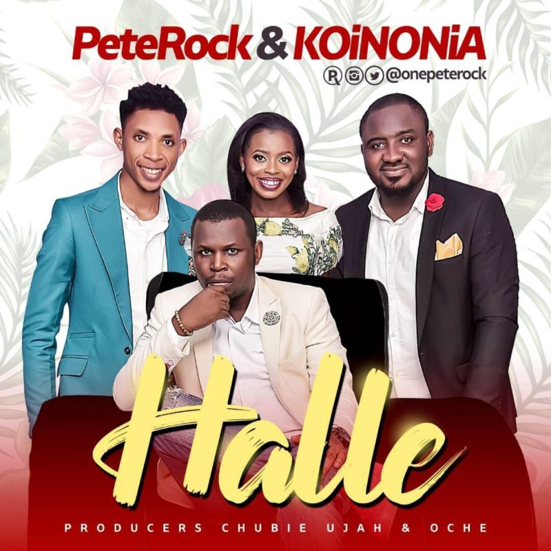 Peterock & Koinonia - 'Halle' (SONG)