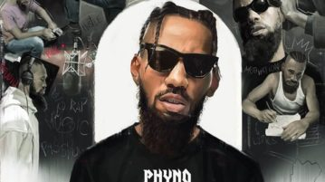 DOWNLOAD Phyno - 'Deal With It' (ALBUM)