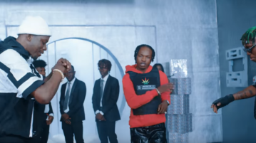 Q2 x Zlatan x Naira Marley - Come Online (Gmix) (VIDEO)