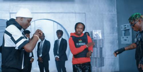 Q2 x Zlatan x Naira Marley - Come Online (Gmix) (VIDEO)