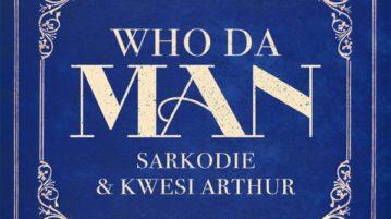 download Sarkodie feat. Kwesi Arthur - 'Who Da Man' mp3