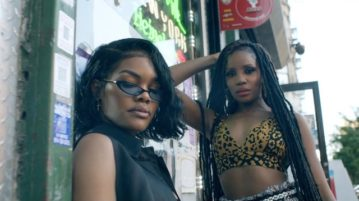 Seyi Shay - Gimme Love (Remix) ft. Teyana Taylor video