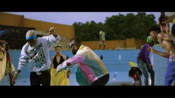 Skales ft. Harmonize - 'Oyoyo' video MP4