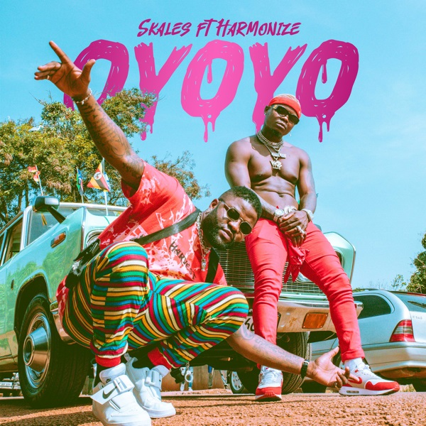 download Skales feat. Harmonize - 'Oyoyo' mp3