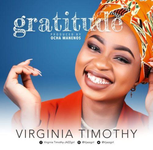 Virginia Timothy (JAZZgirl) - 'Gratitude' (SONG)