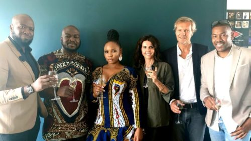 BREAKING NEWS: Yemi Alade Signs Licensing Deal with Universal Music