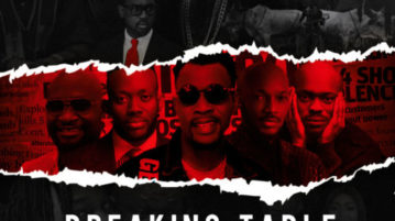 download Maleke x 2Baba x Mr Jollof x J Martins x Ayirimami - 'Breaking Table' mp3