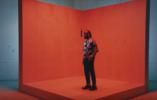 """Watch Burna Boy - """"Collateral Damage"""" Live Session 