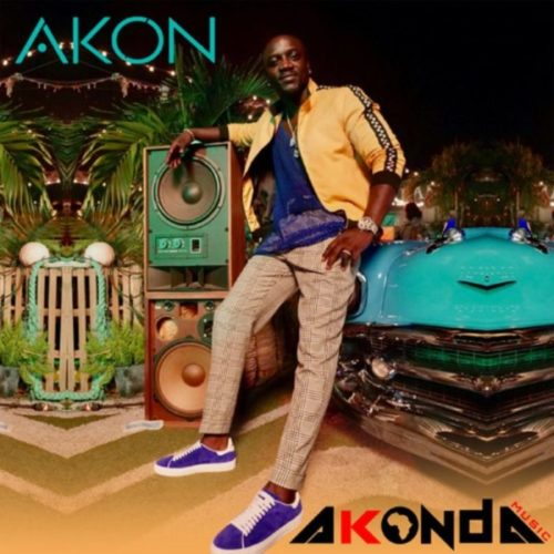 download Akon - Scammers ft. Olamide
