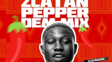 download DJ Kaywise - Pepper Dem Mix