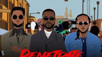download Del B ft. Patoranking, DJ Neptune - Penetrate mp3