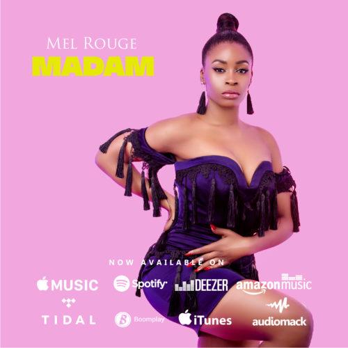 download Mel Rouge - MADAM EP