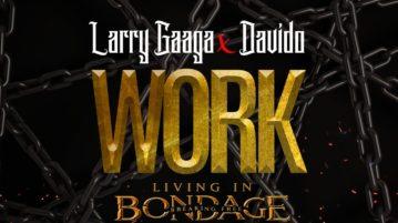 download Larry Gaaga ft. Davido - Work