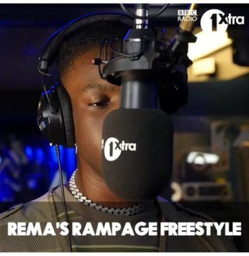 download Rema - Rampage
