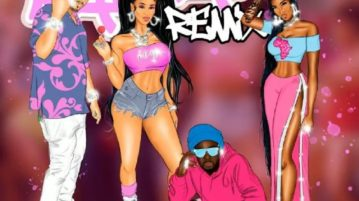 download Saweetie - My Type (Remix) ft. French Montana, Wale, Tiwa Savage