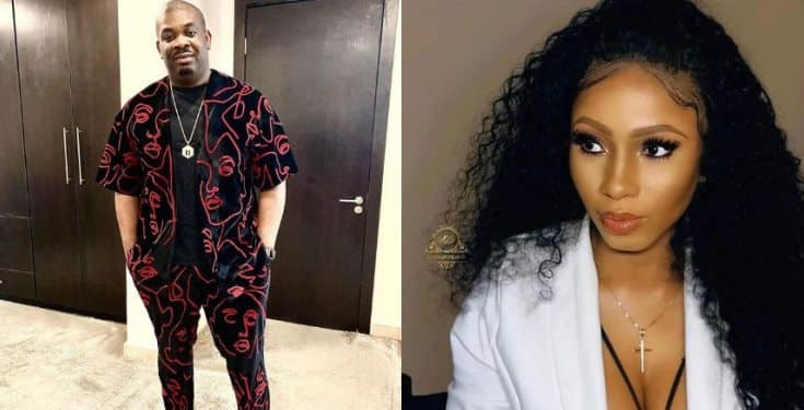 BREAKING NEWS!! Don Jazzy reveals what helped Mercy win Big Brother show