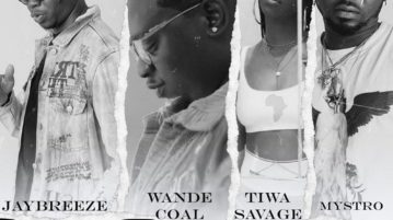 download JayBreeze ft. Wande Coal, Tiwa Savage, Mystro - Eh Oh Ah!