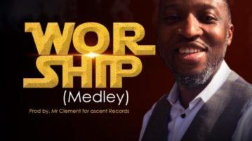 download Joseph Olusola - Worship (Medley)
