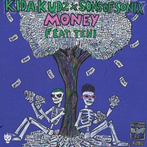 download Kida Kudz, Sons of Sonix - Money ft. Teni