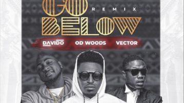 download OD Woods - Go Below (Remix) ft. Davido, Vector
