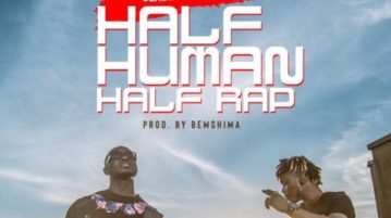 DOWNLOAD Oladips ft. Adisa - Half Human Half Rap