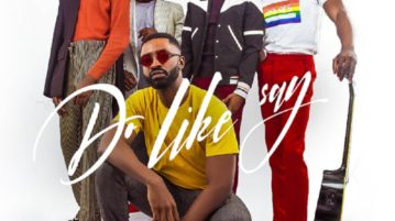 download Ric Hassani - Do Like Say ft. DBYZ