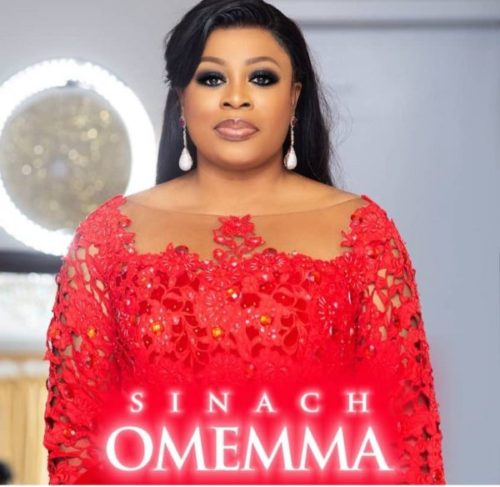 download Sinach - Omemma (SONG & VIDEO)