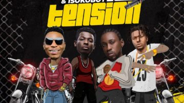 download Solidstar - No Tension ft. Orezi, Terry Apala, Isoko Boy