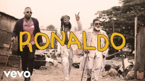 download Ajebutter 22 x BOJ x Falz - Ronaldo (VIDEO)