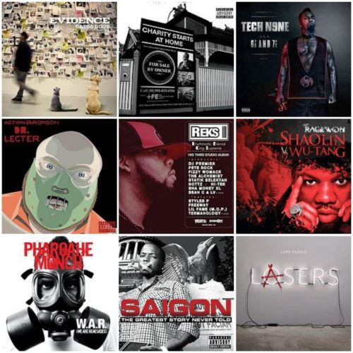 Fave Foreign Rap Albums of 2011