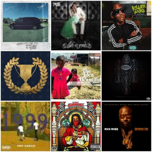 Fave Foreign Rap Albums of 2012 (REVIEW)