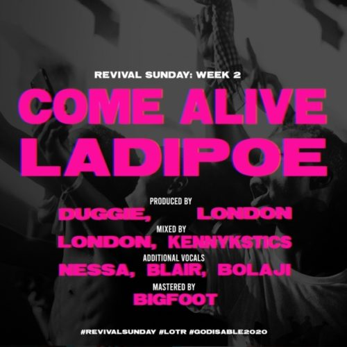 download LadiPoe – Come Alive