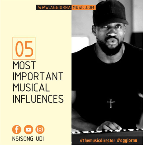 [FOR ARTISTES] 5 Most Important Musical Influences