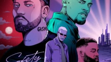download GASHI - Safety 2020 ft. Chris Brown, Afro B, DJ Snake